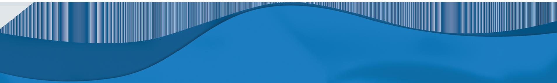 Ondas azuis decorativas
